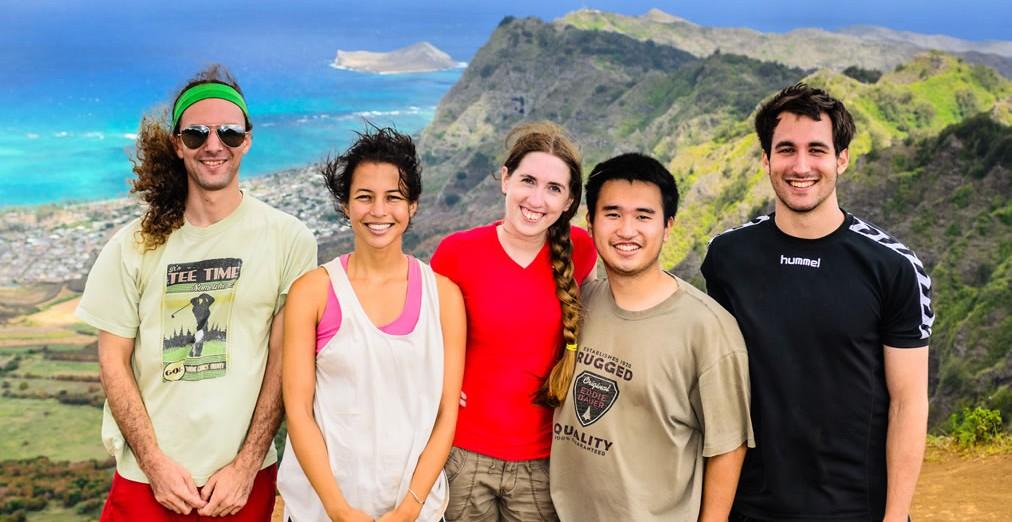 Astronomy Graduate Program - University of Hawai'i at Mānoa
